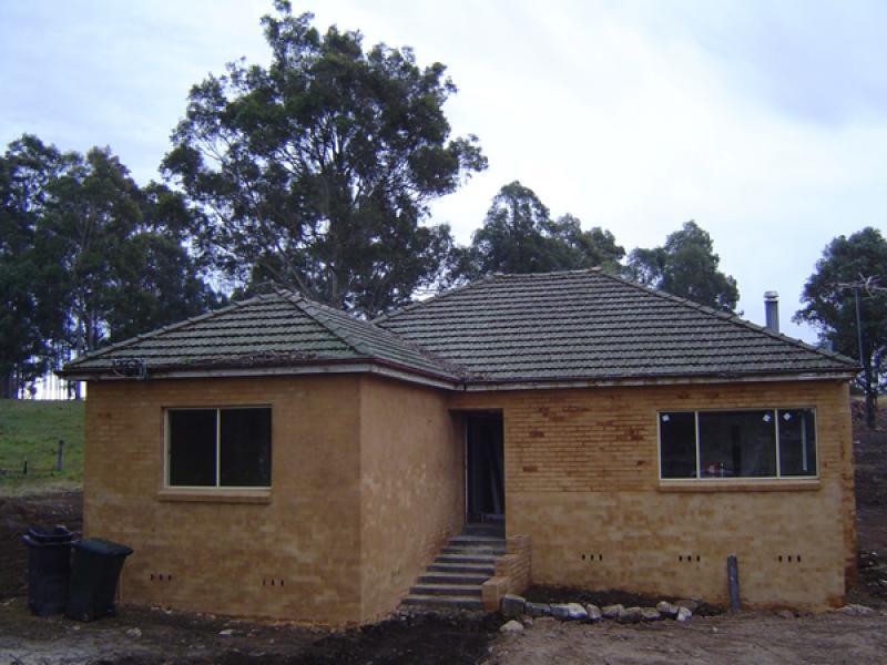 Terracotta tile pic 2 - Before