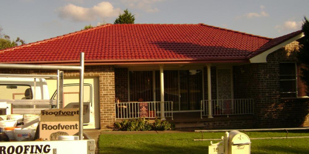 Beware of cheap roof restorations