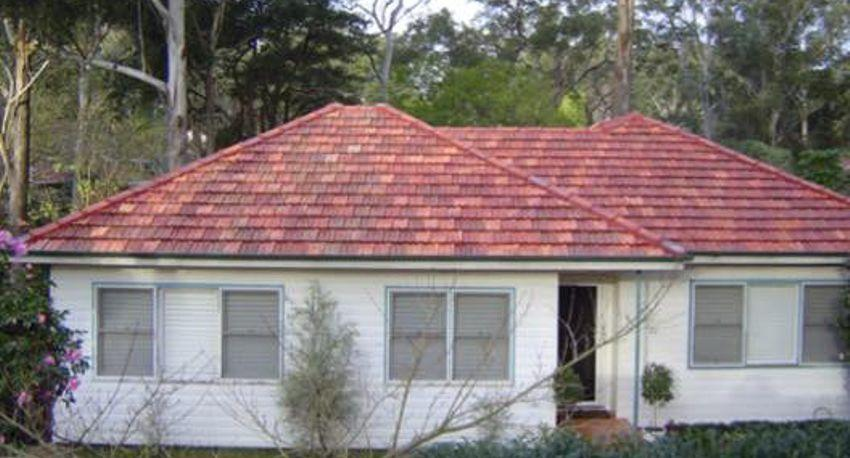 Terracotta Roof Restoration